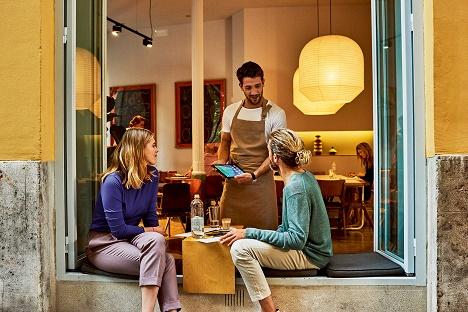 MagentaBusiness POS unterstützt Gastronomen dabei, dank Pick & Delivery die Kunden auch während der Corona-Krise einfach weiter versorgen zu können.