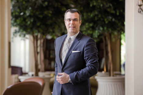 Olivier Chavy, CEO Mövenpick (MH&R)