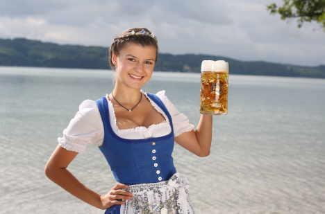 Bayerische Bierkönigin 2017/2018 Lena Hochstraßer