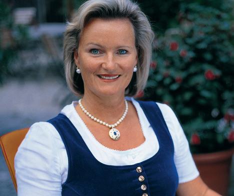 Die Präsidentin des DEHOGA Bayern - Angela Inselkammer