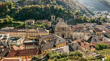 Altstadt von Bellinzona