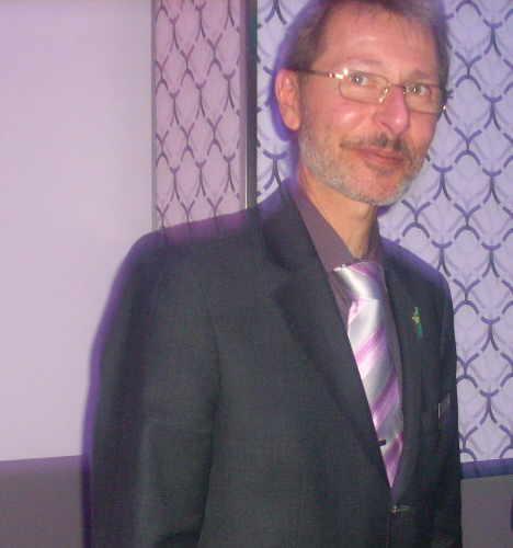 General Manager Erich Bänziger