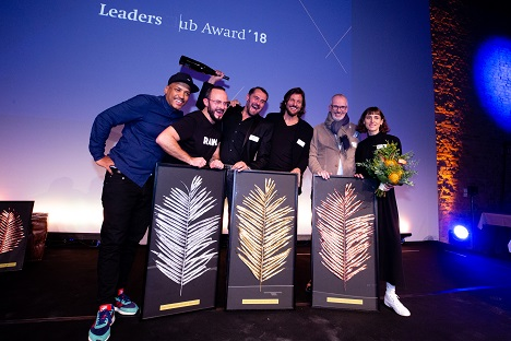 Leaders Club Award 2018