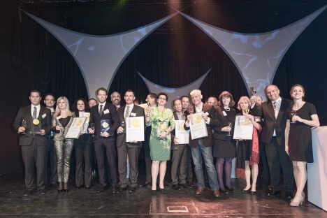 Aramark-Preisträger Caterer des Jahres 2014