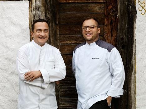 Küchenchefs der Schwarzwaldstube und Köhlerstube