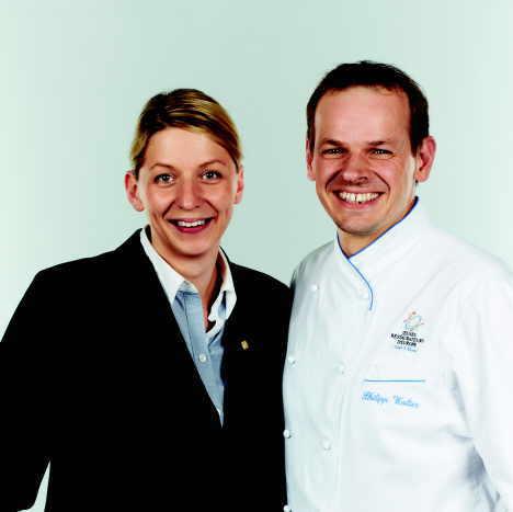 Tanja und Philipp Wolter, Foto Roman Knie