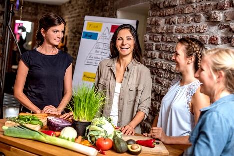 Weiterbildung zur vegetarischen und veganen Ernährung